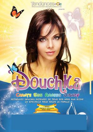 Plus d'infos sur l'évènement DOUCHKA CHANTE SES ANNEES DISNEY