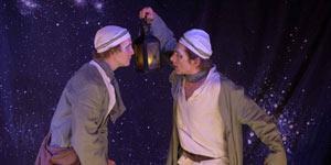 AMPHITRYON THEATRE DU JEU DE PAUME pièce de théâtre contemporain