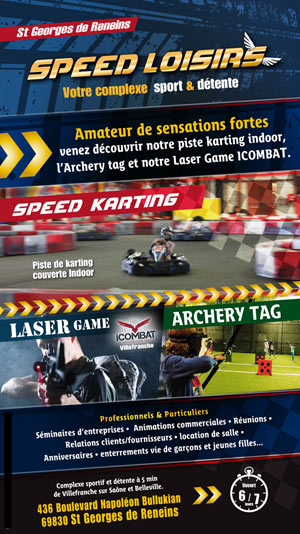 ARCHERY TAG SPEED LOISIRS - KARTING activité, loisir