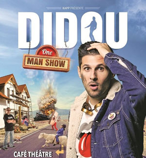 DIDOU ROOM CITY one man/woman show