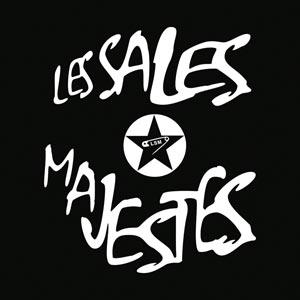 LES SALES MAJESTES / KAPO BLOD LA SALLE DES FETES concert de rock