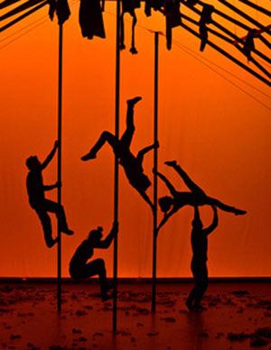 LE GRENIER LA CIGALIERE nouveau cirque