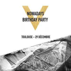 NOWADAYS 5TH BIRTHDAY PARTY