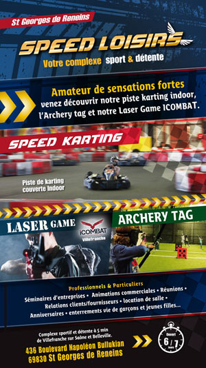 SPEED KARTING SPEED LOISIRS - KARTING stage sportif