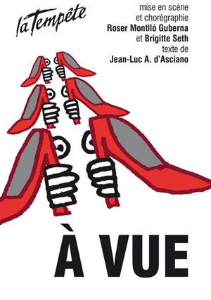A VUE Théâtre de la Tempête pièce de théâtre contemporain