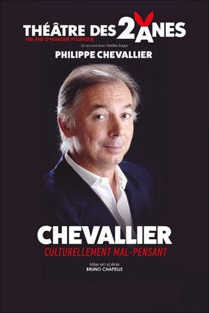 Plus d'infos sur l'évènement PHILIPPE CHEVALLIER