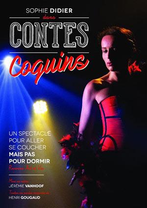 CONTES COQUINS THEATRE COMEDIE DE LILLE conte