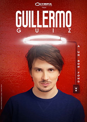 Plus d'infos sur l'évènement GUILLERMO GUIZ