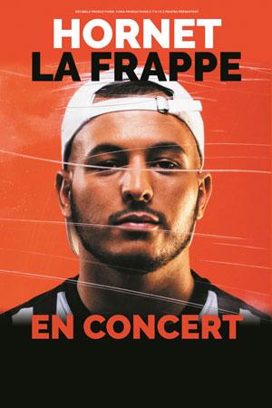 HORNET LA FRAPPE L'ORANGE BLEUE concert de rap hip-hop