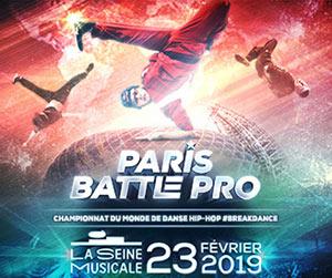 PARIS BATTLE PRO