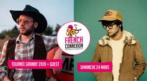 TOURNEE GRANBY EUROPE 2019+GUEST THEATRE COMEDIE ODEON concert de chanson française