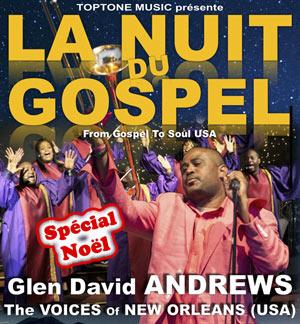 LA NUIT DU GOSPEL - MARSEILLE EGLISE ST CANNAT DES PRECHEURS gospel