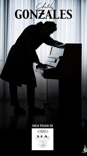 CHILLY GONZALES GARE DU MIDI concert de jazz