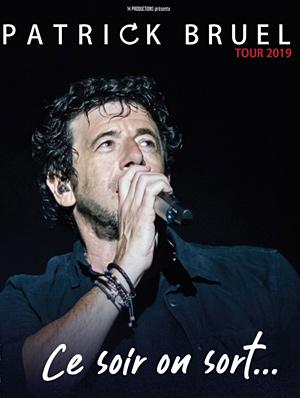 Plus d'infos sur l'évènement PATRICK BRUEL TOUR 2019