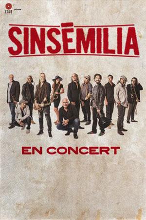 SINSEMILIA SALLE POLYVALENTE-ESPACE CULTUREL concert de reggae dub