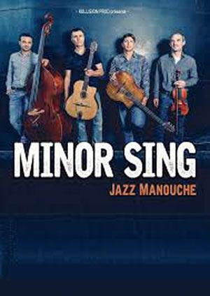 Plus d'infos sur l'évènement MINOR SING