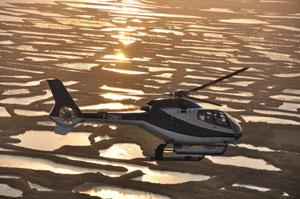 BAPTEME HELICOPTERE - LA BAULE Aérodrome de la Baule Escoublac activité, loisir