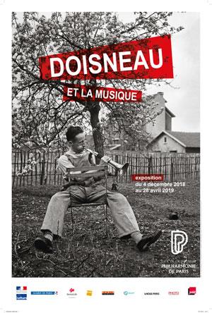 DOISNEAU ET LA MUSIQUE Cité de la Musique exposition