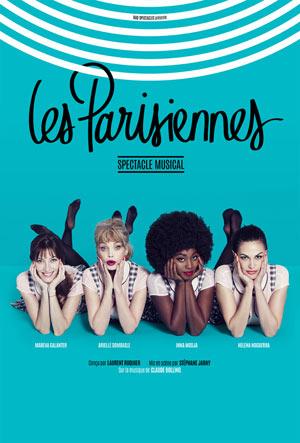 LES PARISIENNES Théâtre André Malraux spectacle