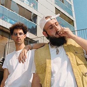 CABALLERO ET JEANJASS La Nef concert de rap hip-hop