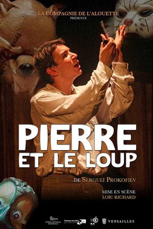 PIERRE ET LE LOUP ACTE 2 THEATRE pièce de théâtre musical