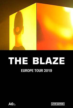 Plus d'infos sur l'évènement THE BLAZE