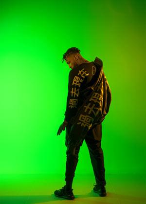DISIZ LA PESTE LA GESPE concert de rap hip-hop