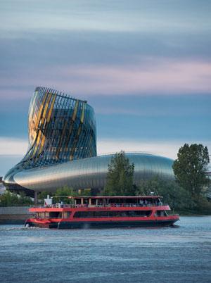 CROISIERE DEGUSTATION + CITE DU VIN La Cité du Vin événement
