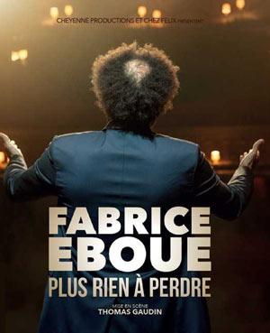 FABRICE EBOUE Théâtre Fémina one man/woman show