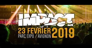 IMPACT FESTIVAL 2019 PARC DES EXPOSITIONS concert d'électro