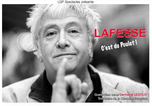 LAFESSE Espace julien one man/woman show