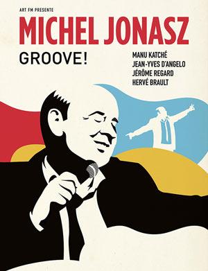 Plus d'infos sur l'évènement MICHEL JONASZ  GROOVE !