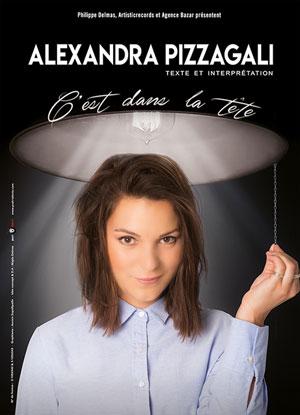 Plus d'infos sur l'évènement ALEXANDRA PIZZAGALI