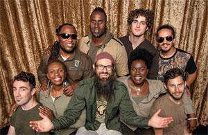 GROUNDATION + ELIASSE CENTRE CULTUREL JOHN LENNON concert de reggae dub