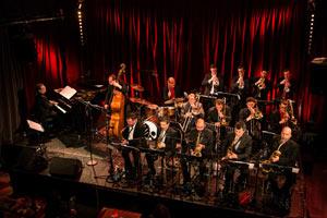 VINTAGE ORCHESTRA Sunset - Sunside concert de jazz