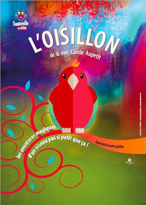 L'OISILLON ! THEATRE DES GRANDS ENFANTS spectacle pour enfant