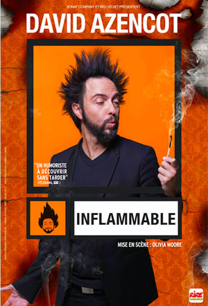 INFLAMMABLE THEATRE DES GRANDS ENFANTS one man/woman show