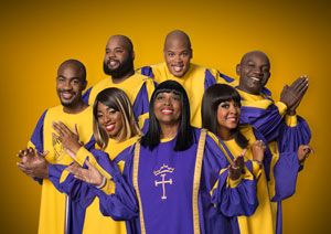 THE GLORY GOSPEL SINGERS EGLISE SAINT LEU gospel
