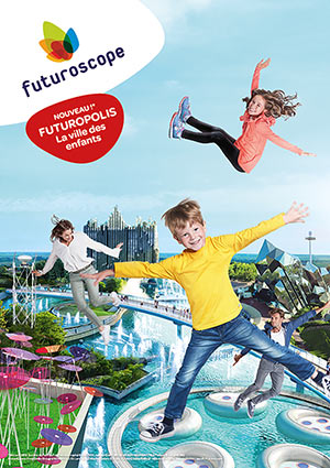 FUTUROSCOPE - SAISON 2019 LE FUTUROSCOPE événement