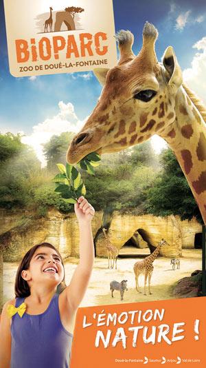 BIOPARC ZOO DE DOUE LA FONTAINE BIOPARC ZOO DE DOUE LA FONTAINE visite de parc animalier