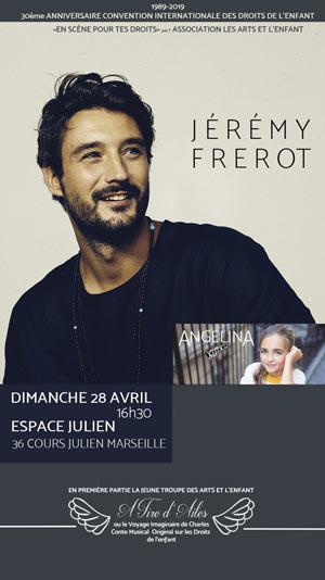 CONCERT CARITATIF: EN GUEST Espace julien concert de chanson française