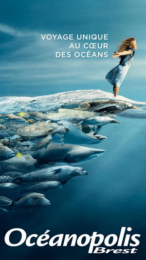 OCEANOPOLIS BREST OCEANOPOLIS événement