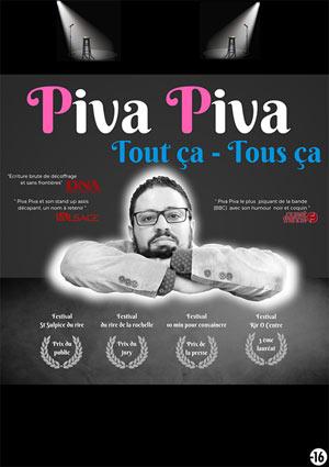 Plus d'infos sur l'évènement PIVA PIVA
