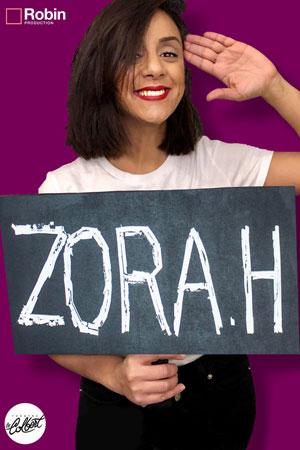Plus d'infos sur l'évènement ZORA.H