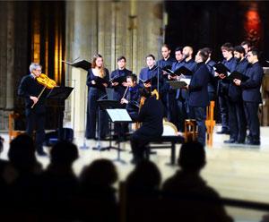 BEATUS VIR cathédrale notre dame de paris concert de musique classique