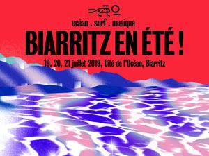 BIARRITZ EN ETE ! CITE DE L'OCEAN concert de rock