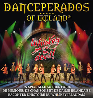 Plus d'infos sur l'évènement DANCEPERADOS OF IRELAND