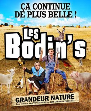 LES BODIN'S CAPITOLE-EN-CHAMPAGNE one man/woman show