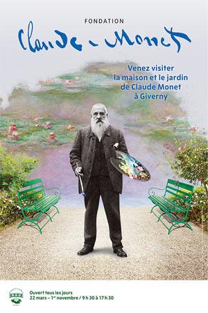 MAISON ET JARDINS DE CLAUDE MONET Fondation Claude Monet visite de monument