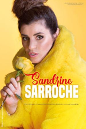 SANDRINE SARROCHE THEATRE LE COLBERT one man/woman show